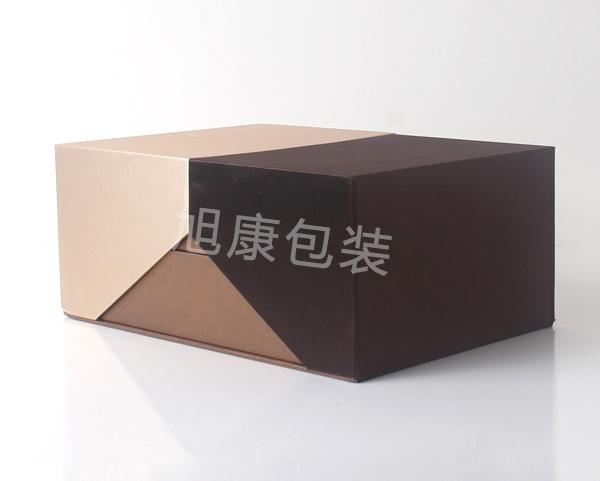 两边翻盖月饼盒