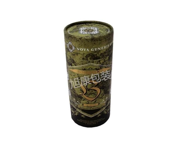 深圳高档白酒红酒圆筒