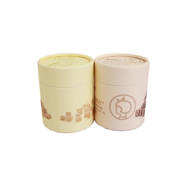 深圳圆筒彩印纸管特种纸坚果类 保健品 食品