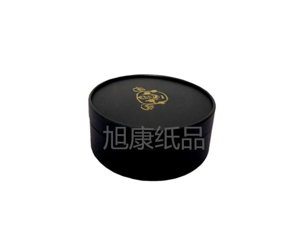 厂家定制全黑卡高档收纳伴手礼底部打孔盒  修改 本产品采购属于商业贸易行为