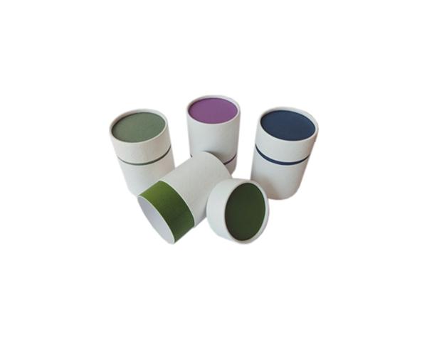 现货茶叶筒 干货糖果纸罐 表面压纹现货圆筒 内衣内裤袜子包装盒