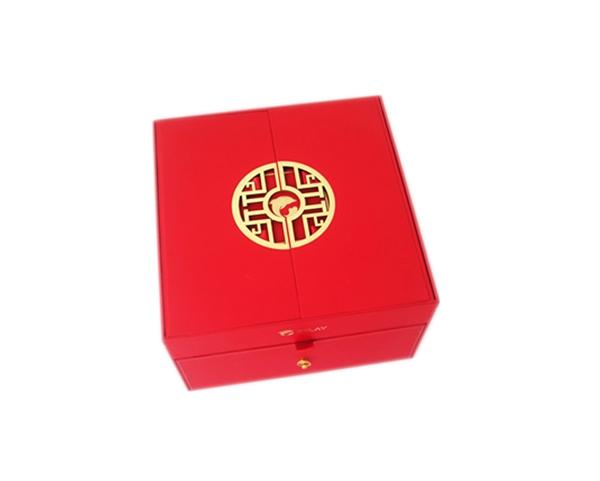 厂家定制 月饼礼品精装盒 手提抽拉礼品盒 通用精品包装盒抽屉盒